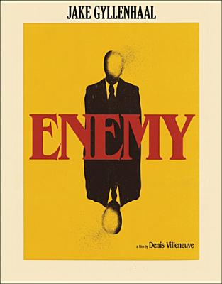 ENEMY BY GYLLENHAAL,JAKE (Blu-Ray)